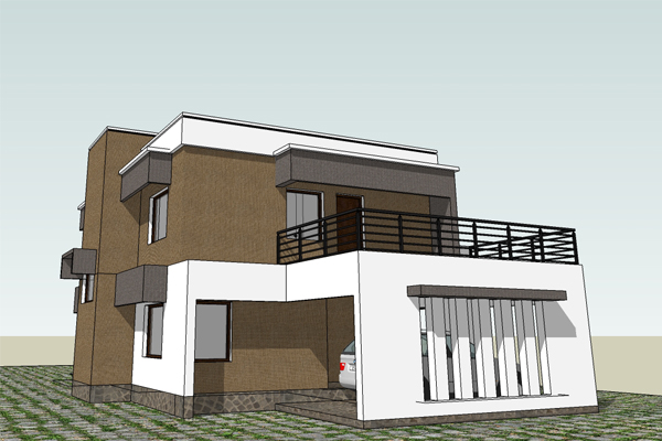 Front Elevation Grill Design | Joy Studio Design Gallery - Best Design